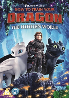 How to Train Your Dragon: The Hidden World poster #1640010