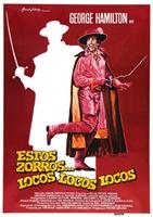 Zorro, the Gay Blade movie poster