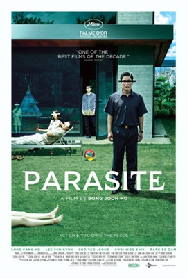 Parasite poster #1641126