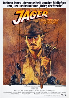 Raiders of the Lost Ark poster #1641212