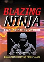 The Blazing Ninja movie poster