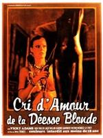 Der ruf der blonden Göttin movie poster
