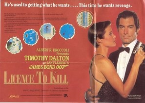 Licence To Kill poster #1642094