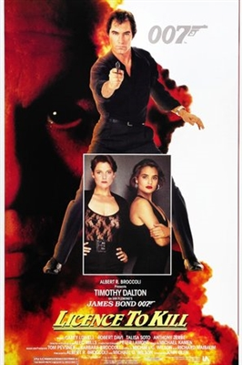 Licence To Kill poster #1642098