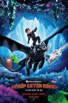 How to Train Your Dragon: The Hidden World poster #1642297