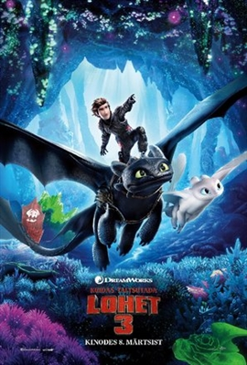 How to Train Your Dragon: The Hidden World poster #1642299