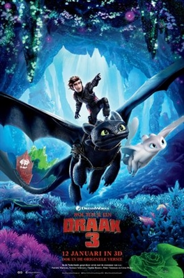 How to Train Your Dragon: The Hidden World poster #1642308