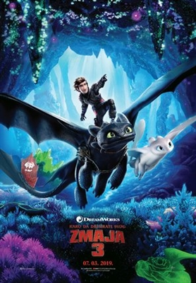 How to Train Your Dragon: The Hidden World poster #1642310