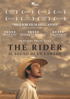 The Rider poster #1642370