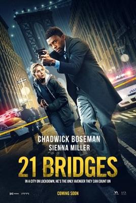 21 Bridges poster #1642387