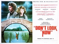 Don't Look Now movie poster