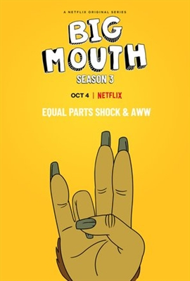 Big Mouth poster #1643127