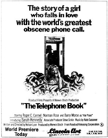 The Telephone Book movie poster