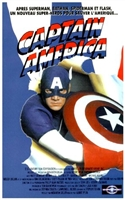 Captain America movie poster