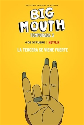 Big Mouth poster #1643275