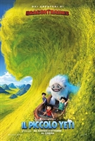 Abominable movie poster