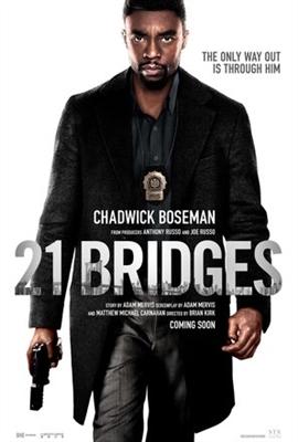 21 Bridges poster #1643433