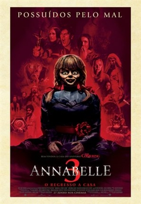 Annabelle Comes Home poster #1643457