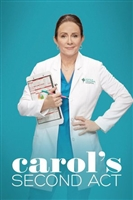 Carol's Second Act movie poster