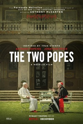 The Two Popes poster #1643734