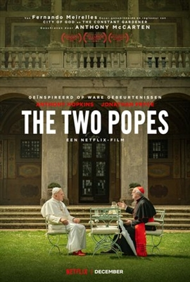 The Two Popes poster #1643736
