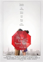 A Rainy Day in New York movie poster