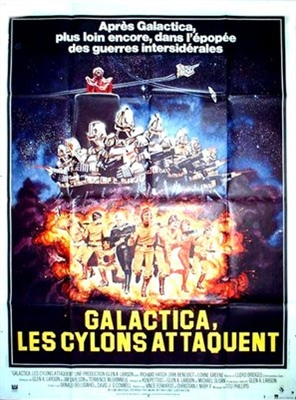 Mission Galactica: The Cylon Attack poster #1644608