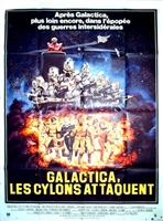 Mission Galactica: The Cylon Attack movie poster
