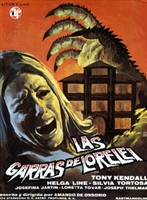 Las garras de Lorelei movie poster