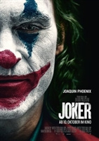 Joker movie poster