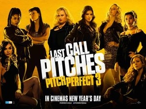 Pitch Perfect 3 poster #1648801