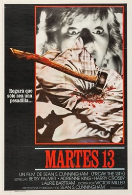 Friday the 13th poster #1648843