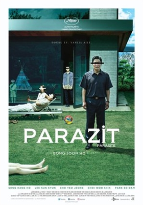 Parasite poster #1649013