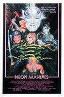 Neon Maniacs movie poster