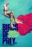 Birds of Prey (And th... movie poster