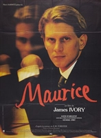 Maurice movie poster
