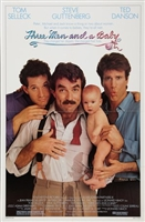 Three Men and a Baby #1649691 movie poster