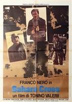 Sahara Cross movie poster