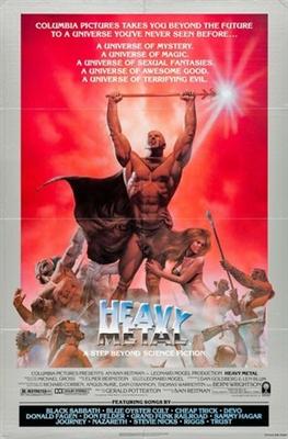 Heavy Metal poster #1651371