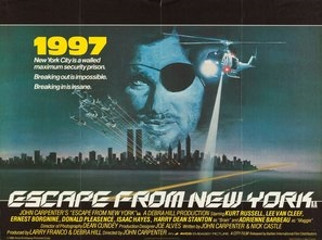 Escape From New York poster #1651529