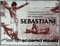 Sebastiane movie poster