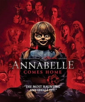 Annabelle Comes Home poster #1652002