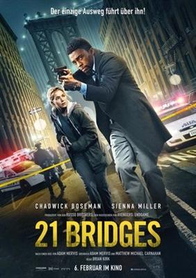 21 Bridges poster #1652165