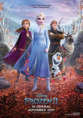 Frozen II poster #1653225