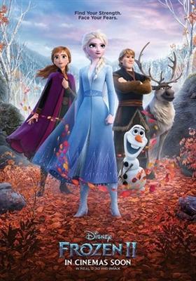 Frozen II poster #1653226