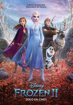 Frozen II poster #1653227