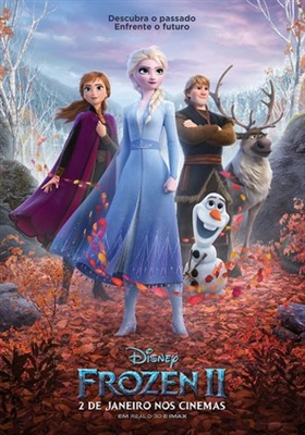 Frozen II poster #1653229