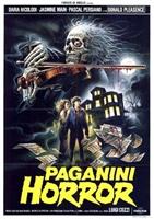 Paganini Horror movie poster