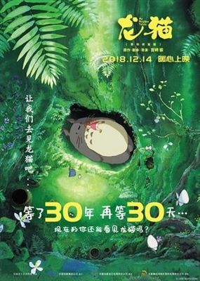Tonari no Totoro poster #1654068