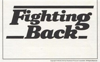 Fighting Back movie poster